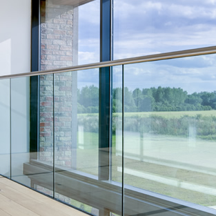 Glass Balustrades Alderley Edge