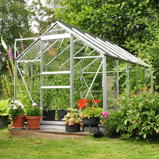 Greenhouse Glass Hale